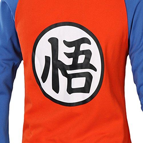 amp; Dragon Di Baseball Orange Annu Ball Parola Wu Pizz Blu Dell'uniforme Giacca vXB5xwfwq