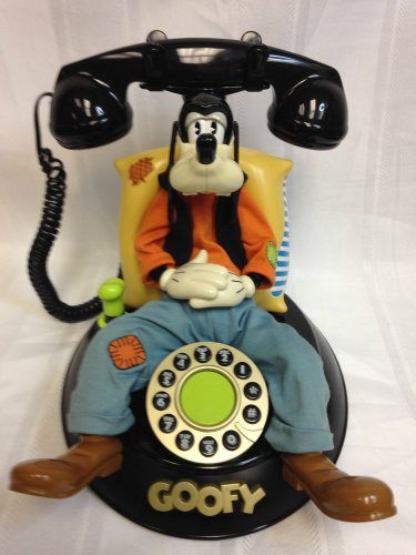 Animated Telephone - TELEMANIA Goofy Animated Phone