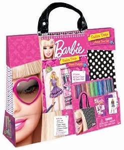 Fashion Angels Barbie Artist Tote Set