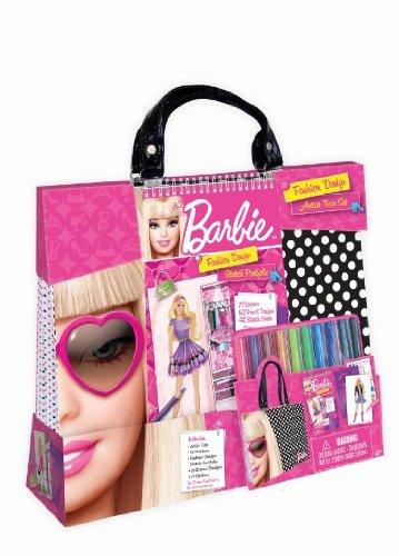 IMC Toys - Barbie. Maletín de Diseñadora