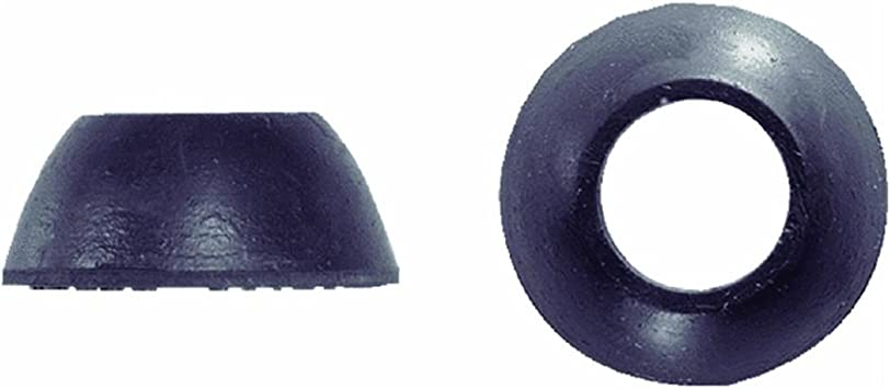 4-Pack LASCO 02-2227 Rubber 3//8-Inch Cone Washer