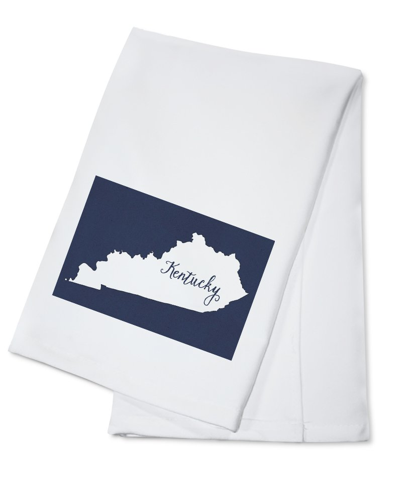 【ついに再販開始!】 Kentucky – ホーム状態 Print – – White Cotton On Navy 16 x 24 Giclee Print LANT-76899-16x24 B01I5K9340 Cotton Towel Cotton Towel, 朝倉町:0b4282bf --- arianechie.dominiotemporario.com