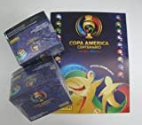 USA 2016 Copa America CENTENARIO Panini 100 packs and Album , Total of 500 stickers