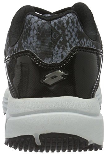 Lotto Women's Love Ride Nu AMF W Running Shoes Grey (Tit Gry/Black) 7gm3lBukd