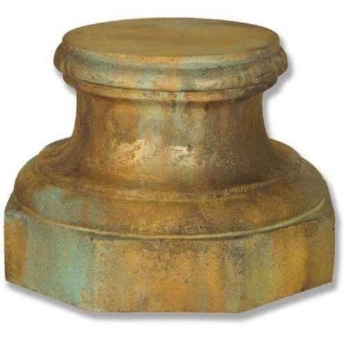 Orlandi Statuary Gothic Base Pedestal for Statues, Urns, Planters ()