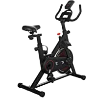 【Australia Spot】 Indoor Cycling Bike Stationary,Upright Exercise Bikes,Belt Drive Indoor Cycling Bike with Magnetic…