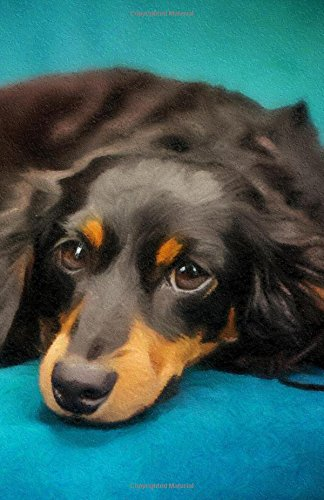 "Read Online Bullet Journal For Dog Lovers Dachshund Relaxing: 162 Numbered Pages With 150 Dot Grid Pages, 6 Index Pages and 2 Key Pages in Easy To Carry 5.5"" X 8.5"" Size. (Bullet Dot Journal) (Volume 84) pdf"
