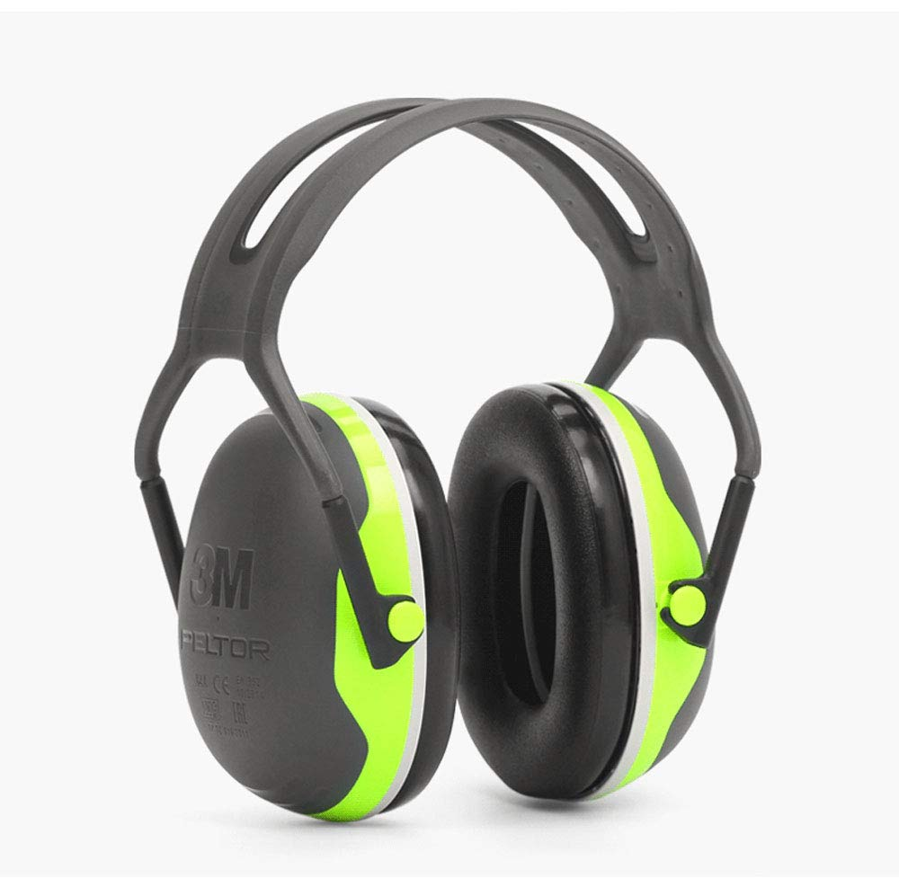 3M X4A soundproof earmuffs mute headphone shooting noise reduction headphones sleep anti-noise earmuffs study work sleep