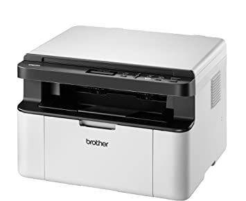 Brother DCP-1610W Mono Laser Multifunction Printer Wi-Fi 20ppm A4 ...