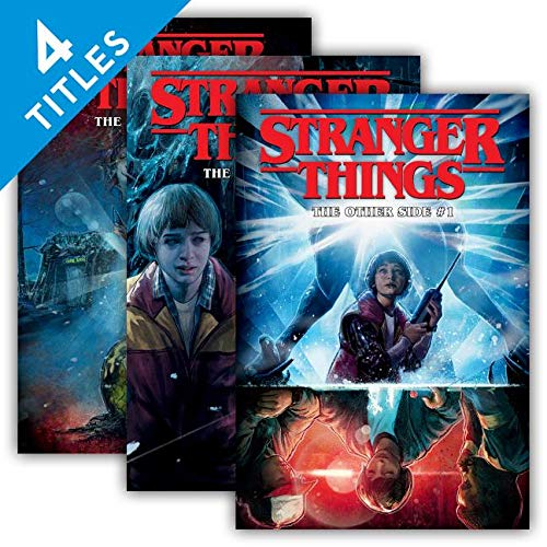 Stranger Things The Other Side Set