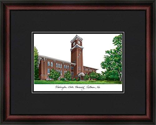 Landmark Publishing Washington State University Framed & Matted Campus Picture