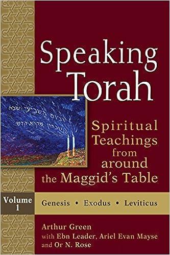 Speaking Torah Vol 1: Spiritual Teachings from around the