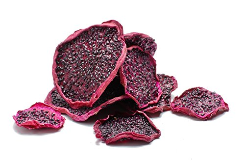 Organic Dried Red Dragon Fruit, Pitahaya by Food to Live (Non-GMO, Kosher, Unsweetened, Unsulfured, Healthy Snack, Bulk) 5 Pounds by Food to Live (Image #4)