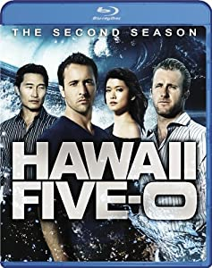 Cover Image for 'Hawaii Five-O: The Second Season'