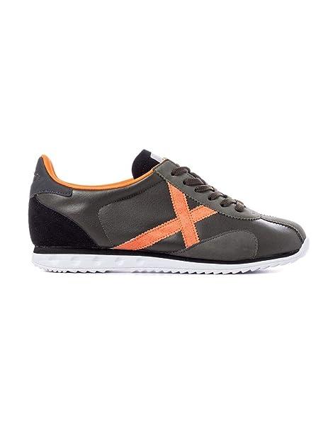 c177b6d860d46 Zapatillas Munich Sapporo 33 44 Verde  Amazon.es  Zapatos y complementos