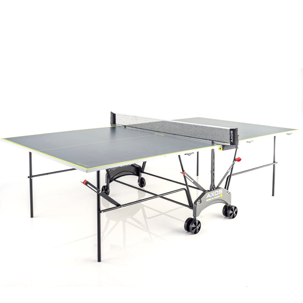 Kettler Tischtennisplatte Axos im Test