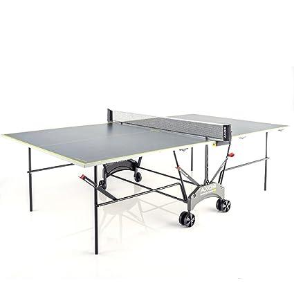 Kettler Tischtennisplatte AXOS Outdoor 1 – rollbarer TT-Tisch für...