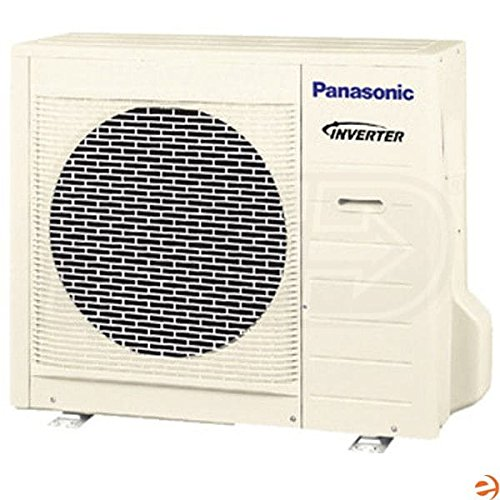 Panasonic AC CU-S9NKU-1 Ductless Air Conditioning, 17 SEER Ductless Mini-Split Cool Only - 9,000 BTU (Outdoor Unit) by Panasonic AC
