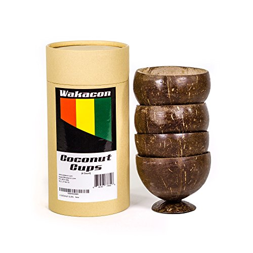COCONUT CUPS - 4 COUNT- PARTY KAVA (Coconut Cups Party)