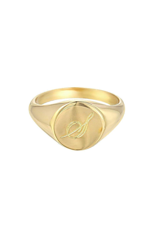 pinky signet ring