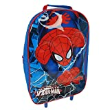 Spiderman Luggage Set (One Size) (Blue/Red)