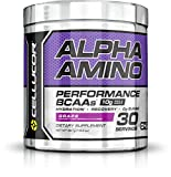 extend energy drink - Cellucor Alpha Amino EAA & BCAA Recovery Powder, Essential & Branched Chain Amino Acids Supplement, Grape, 30 Servings