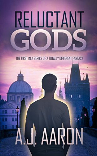 Book: Reluctant Gods by A.J. Aaron