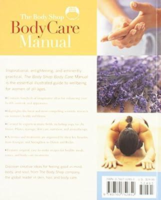 The body shop: bodycare manual: amazon. Co. Uk: body shop.