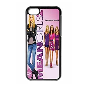 TV Mean girls the burn book hard pattern case For Iphone 5c MG-B09S54090