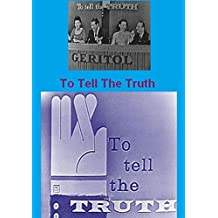 To Tell The Truth - The Classic Game Show