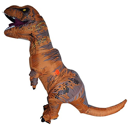 Nynoi t-rex costume inflatable dinosaur suit mascot Party - Eowyn Costume