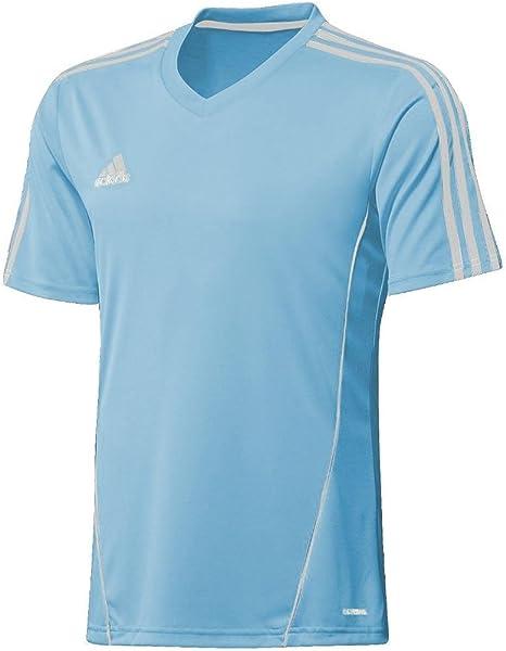 adidas Climalite – Camiseta de fútbol de Entrenamiento Top ...