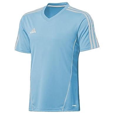 6ac671b27 adidas Climalite Men's Estro Football Training Top: Amazon.co.uk: Sports &  Outdoors