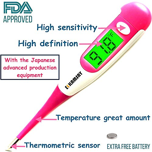 Pink Digital Monitor - 5
