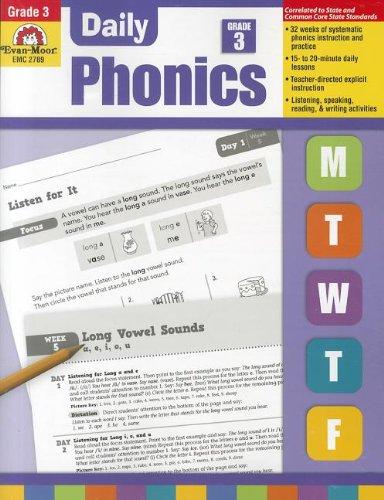 Amazon.com: Daily Phonics, Grade 3 - Teacher's Edition ...