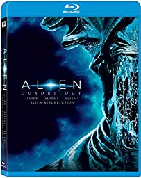 Alien Quadrilogy Blu-ray