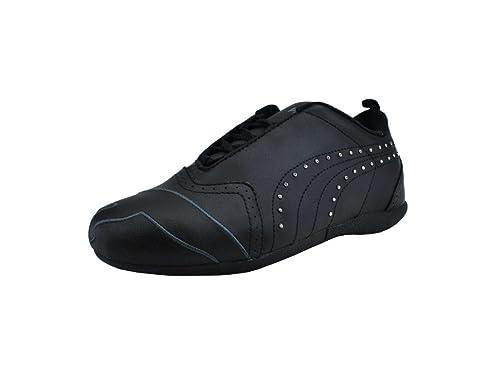 1086736b43f Amazon.com | PUMA Girl Shoes Sela Diamond Rhinestone Little Kid ...