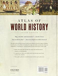 Atlas of World History by Oxford University Press