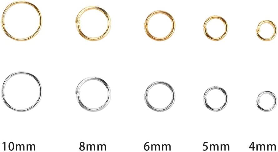 Jewelry Making Kits in Earring Backs Earrings Posts and Earring Making Findings for Adult style 02 Provone 1200pcs Earring Making Supplies Kit