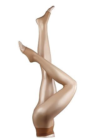 34edb34a9fc Falke Women s Hold-Up Stockings - - 5  Amazon.co.uk  Clothing