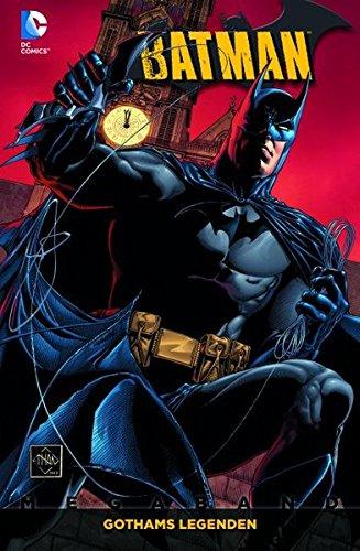 Batman Megaband: Bd. 1: Gothams Legenden