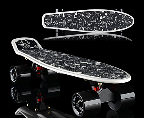 Équipement boue étanche cheval Mode de Sticker de verre Papier Skateboard x5wPqPOpF