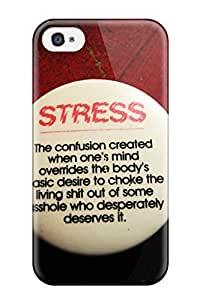New ZippyDoritEduard Super Strong Funny Life Quotes Tpu Case Cover For Iphone 4/4s