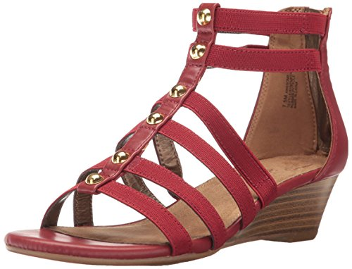 Aerosoles Womens Awesome Wedge Sandal