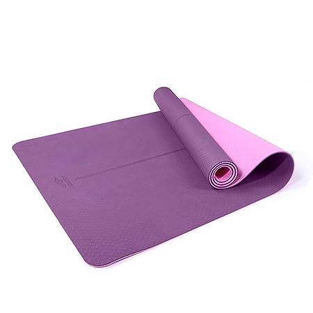 Colchoneta de Yoga Antideslizante Espesamiento ...