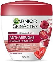 Garnier Skin Naturals Face Active Hidratante 3 en 1 Antiarrugas, 400 ml