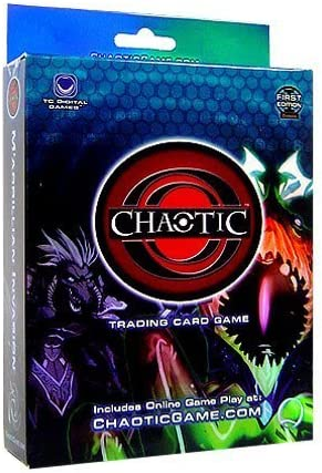 Chaotic Card Game Marrillian Invasion Starter Deck 2.0 Danian 4Kids