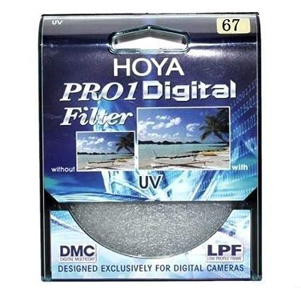 Amazon com : Pro 1 Digital UV Camera Lens HOYA 67mm Filter