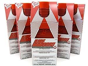 lubegard Lube Gard líquido de transmisión automática ATF sintético aditivo rojo 60902 6 unidades: Amazon.es: Coche y moto