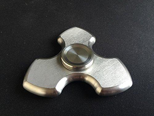 Sunnytech 1zappeln Spinner Spielzeug EDC Exquisite Hand Spinner DIY Puzzels für ADHD Angst Langeweile HS56–3